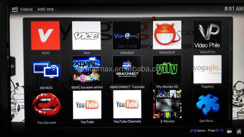 how to watch pakistani channels on xbmc kodi box