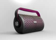 Top quality wireless bluetooth speakers with handle TF card FM radio function