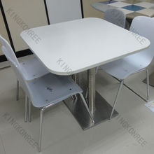 japanese style dining table,fast food stone table