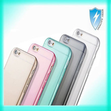 0.3mm thickness soft silicone tpu transparent clear crystal cell phone cases for Sony Xperia T2
