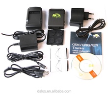 Mini GPS Personal / Vehicle / pet Tracker TK102 Real Time Tracking device with PC Battery Car wall Charger retail box