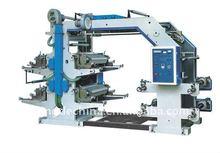 Máquina impresora de rotograbación con cuatro colores(Máquina impresora flexible de rotograbación con cuatro colores serie YT)