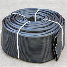 for ocean industry machine rubber and plastic lay flat hose