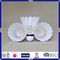 china factory best price top quality badminton shuttlecock