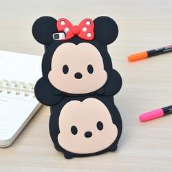 Cute Cartoon Minnie Silicone Soft Cover Case For Huawei Ascend P8 Lite