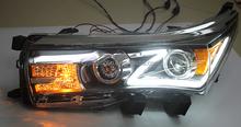 Auto spare parts, auto body parts , car accessories toyota COROLLA 2014 head lamps with xenon