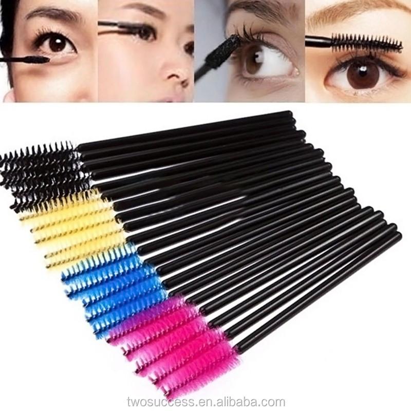 Hot Sell Disposable Mascara Wand, Eyelash Extension Brush, Plastic Mascara Brush (2).jpg