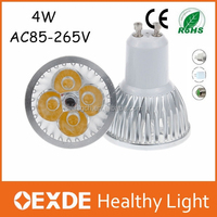 Aluminum Body China 4w Led Spot light with CE and RoHS Approved spotlight led