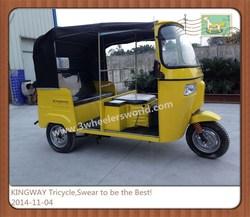 KINGWAY Bajaj Tricycle for Passenger,Bajaj Auto Rickshaw Price,Tricycle for sale
