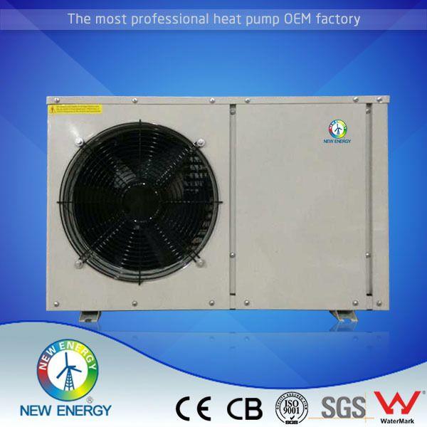 Heat pump domestic hot water air source hot water heater for Domestic hot water heaters