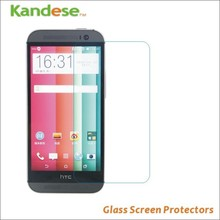 M8 Glass Protector Clear Front Screen Film For HTC ONE M8 Reinforced Protector Scratch-Resistant Top Quality Screen Protector