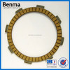 High Quality CG125 Motorcycle Parts Clutch Friction Plate Best Selling