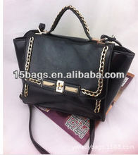 New Design Yiwu Supplier Promotional High Quality Ladies Brand Handbag