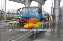 YHQX-2.5B Freeway Guardrail Cleaning Truck