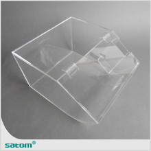 Hot sale High quality acrylic candy bins favors