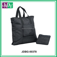 Foldable Big Size Nylon Cloth Carrying Bag for Travelling
