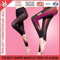 Women's slimming sleep three sections of pressure burn fat underwear K03A