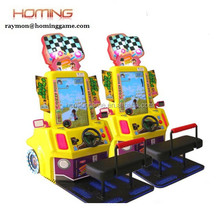 Baby car game/ baby racing car/Newly best-sold Baby Cart car racing game machine