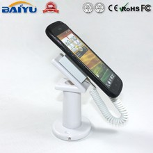 China supplier show stand white dummy phone holder