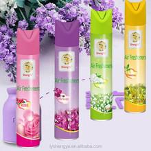 Long lasting smell Air freshener spray gas air freshener spray