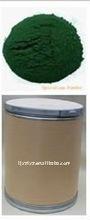 Hot Spirulina powder
