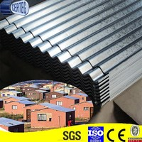 Corrugated Galvanized Sheet Roofing For Africa Market