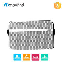 Long battery music wireless protable bluetooth speaker with handle can convert into the holde