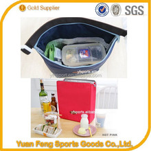 Fitness insulating effect lunch cooler bag