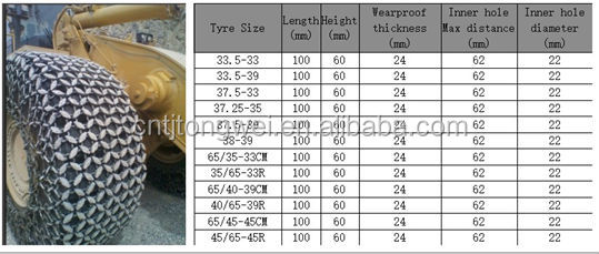 Jcb 3cx Hydraulic Backhoe Loader Tire Protection Chains ...