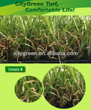 Chocolate synthetic decoration grass