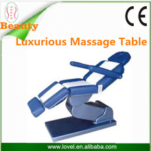 Bestsellers in China China Manufacturer Luxurious Salon and Beauty Deluxe Massage Bed Electric Massage Table For Sale