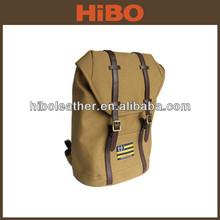 lona vintage mochila de la escuela para la venta