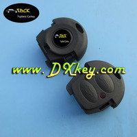Best quality remote key cover with 2 button for vw golf key head cover golf