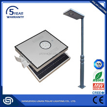 New Product Hot Sale 2015 90W new model design led solar street light prices,all in one solar street light
