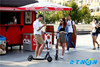 2015 electric moped /E-twow portable electric scooter/power trottinette