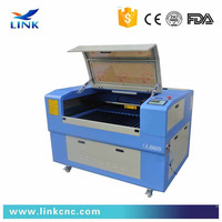 Good character 0609 acrylic laser engraving cutting machine for multifunction