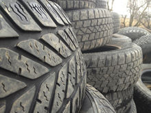 Grade B - Used Tires 4mm Or 5/32nd Sarting at 7.00$pcs