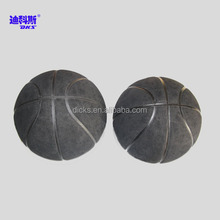 Black Colored Size 7 Professional Microfiber Basketball