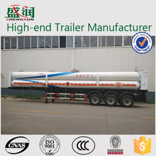 factory price 3 AXLE CNG TANK SEMI trailer for hot selling