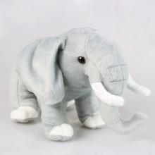 Elephant Stuffed Animal Elephant Type and Plush Material baby elephant toy