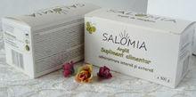 Salomia Clay, Argila Salomia, edible clay