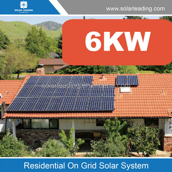 Multifunction Meter For Solar Rooftop System : Kw residential grid connected photovoltaic system with
