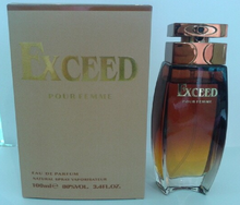 EXCEED POUR FEMME(COFFEE) PERFUME, HOT-SALED SINGLE FRENCH PERFUME FOR WOMEN 2015