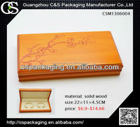 Hot selling small wooden gift boxes wholesale