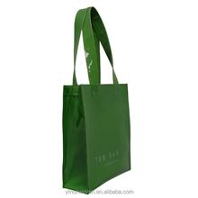 Shopping PVC tote bag shopping bag harrod promotion gift bag high quality