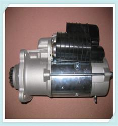 PC100-5 starter Motor, Excavator diesel engine spare parts 6D95