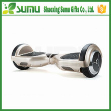 2015 new smart two wheel self balance skateboard electric scooter 25 km