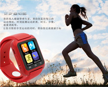 2015 bluetooth smart watch phone very cheap screen touch And Camera