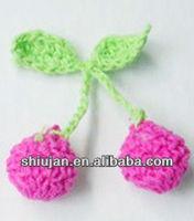 100% Handmade Crochet Cheery