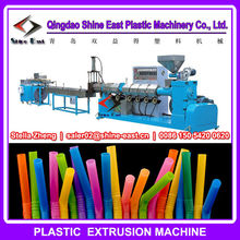 Plastic Drinking straw machine / Tubularis making machine/ Snore piece production line / Suction tubes equipment